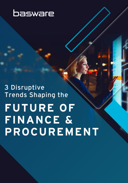 Whitepaper: 3 Disruptive Trends for Finance and Procurement