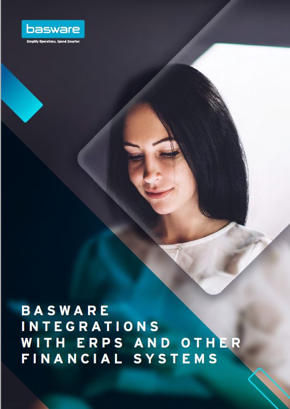 Integrations with ERPs and other financial systems