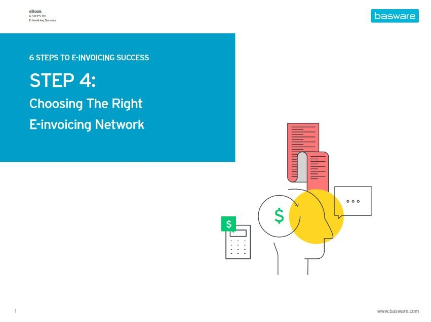 ebook Step 4 Choosing the Right E-Invoicing Network